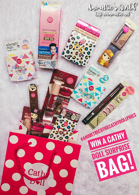 Cathy Doll L-Glutathione Magic Cream