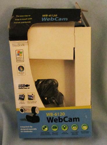 WinBook WB-6120 WebCam for Windows