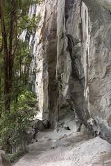 Mt Beerwah overhang