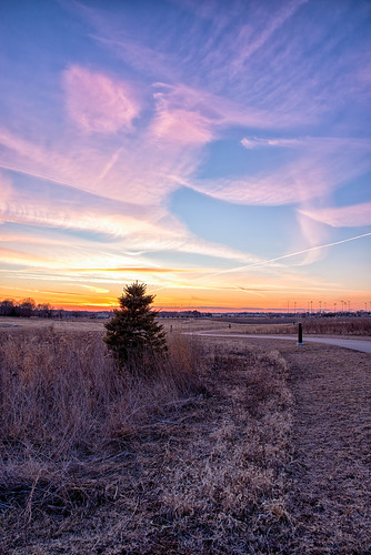 bikepath cy365 sunset plants pentaxlenses time iowa weather clouds seasons day72365 365the2018edition scenery cloud equipment fields pentaxk1 spring pine nature earlyspring 130318 locations trees 3652018 marion pentax march camera linncounty photography trail lowepark 365challenge unitedstates evening pentax2470f28edsdm transportation