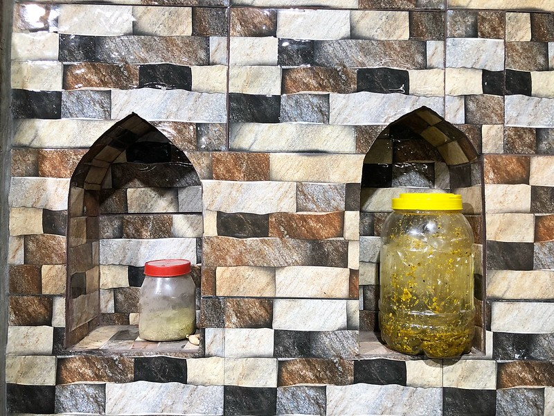 The Art of Pickling in the Taaq, a Disappearing Element in Hypernative Architecture