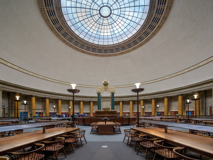 library - manchester central