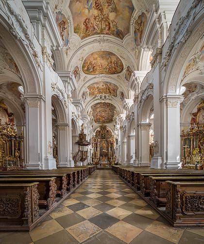 Basilika St. Mauritius zu Niederaltaich