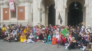 Desfile Cosplay XII Salón del Cómic y Manga de Castilla y León