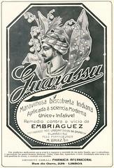 Publicidade, 1919