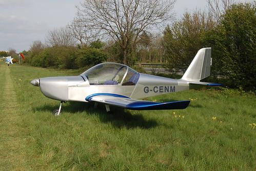 G-CENM Evektor EV-97 [PFA 315-14247] Popham 020509