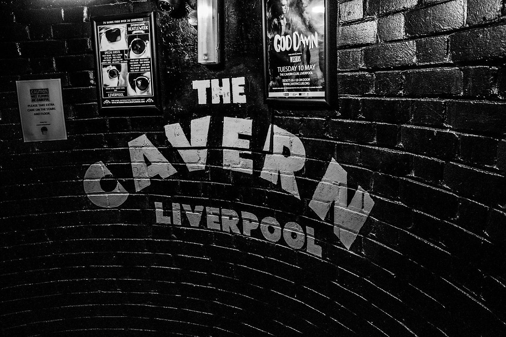 The Cavern Pic - From Pixabay