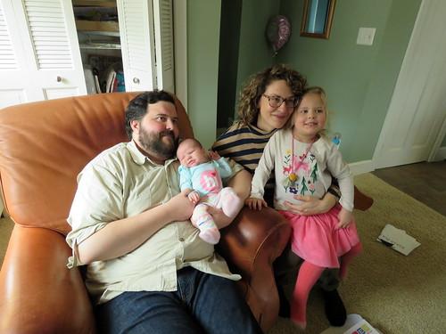 Caleb, Cora, Emily, & Josie