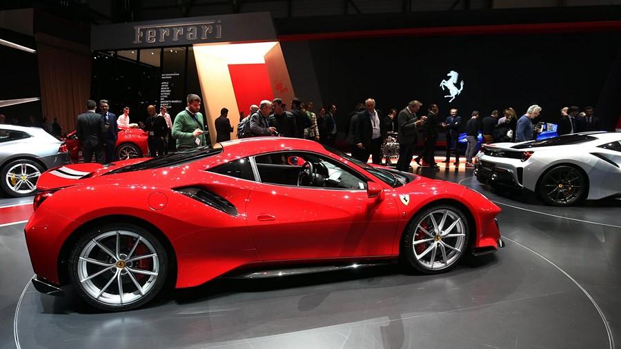 Ferrari 488 Pista n