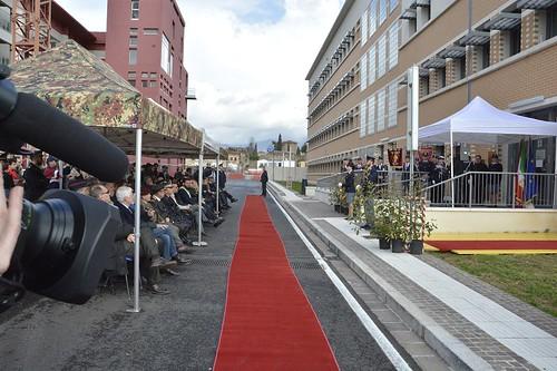 Pistoia, intitolazione via Caduti della Polizia foto di Carlo Quartieri