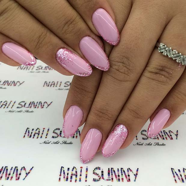 Elegant Prom Nails Design this Season - Nails C