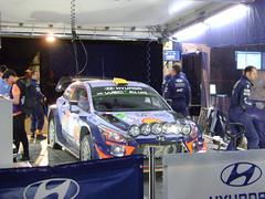 WRC Rally Guanajuato México 2018 - Viernes 9 de marzo - Rally Campus 093