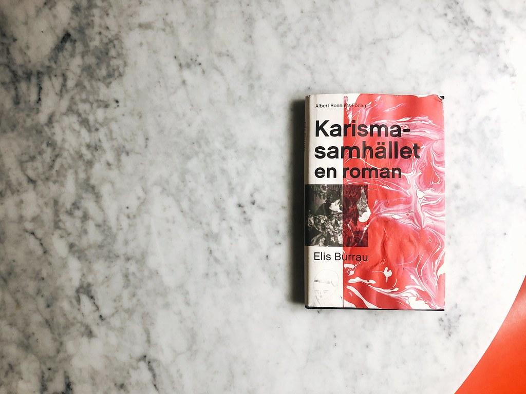 Elis Burrau - Karismasamhället en roman