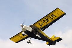 G-OKIM Best Off Skyranger [BMAA HB 333] Popham 020509