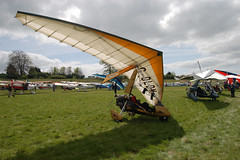 G-OLDM Solar Wings Pegasus [7589] Popham 020509