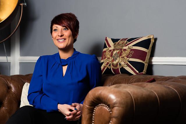 Katy Rickitt, News correspondent for Good Morning Britain