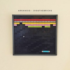 Arkanoid tribute