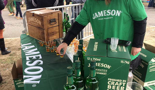 Jameson shots!