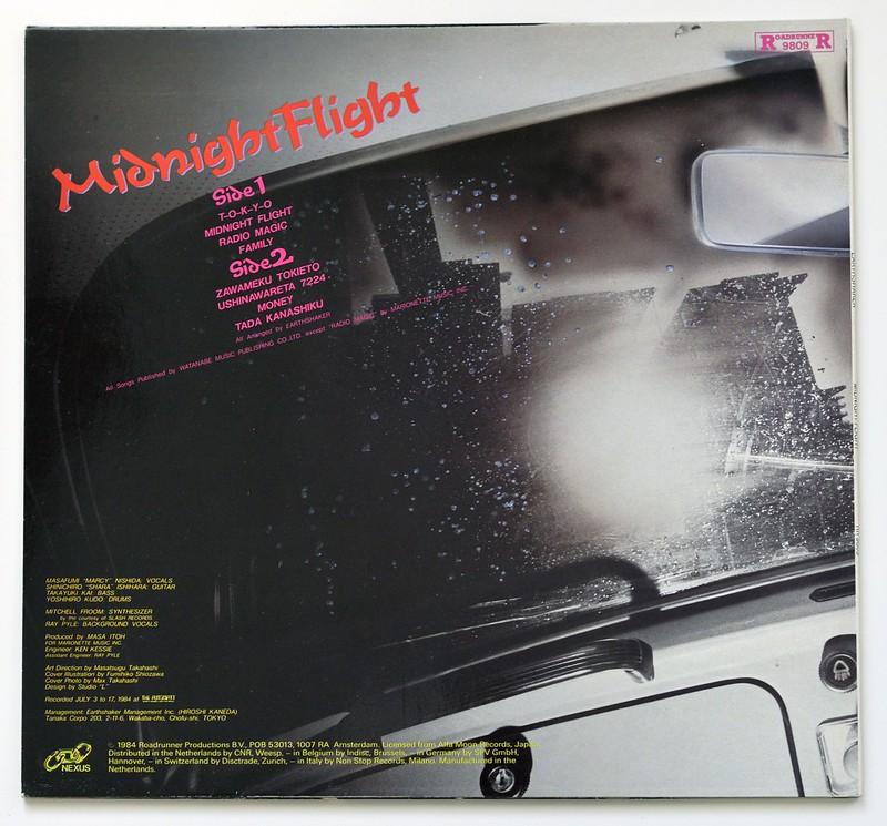 A0542 EARTHSHAKER Midnight Flight