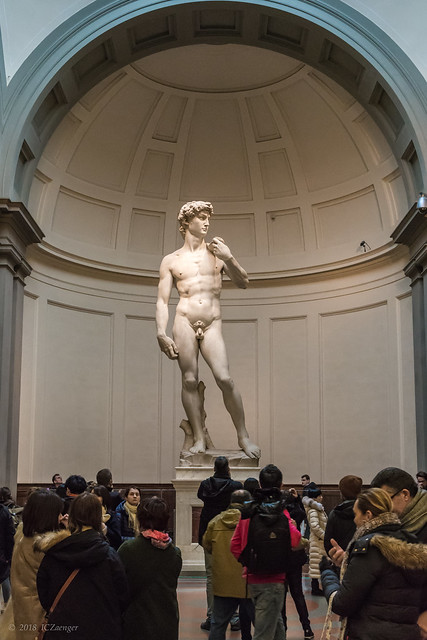 Florence 147 Accademia 03 David gallery