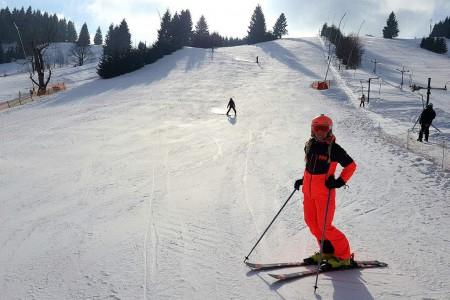 SNOW tour: Ostružná – ze sjezdovky do vířivky