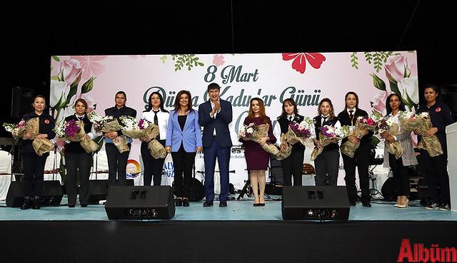Antalya Büyükşehir Belediyesi 8 Mart Dünya Kadın Emekçiler günü yemek -3