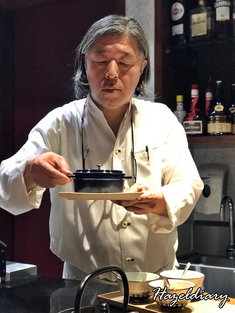 Teppan by Chef Yonemura RWS-13