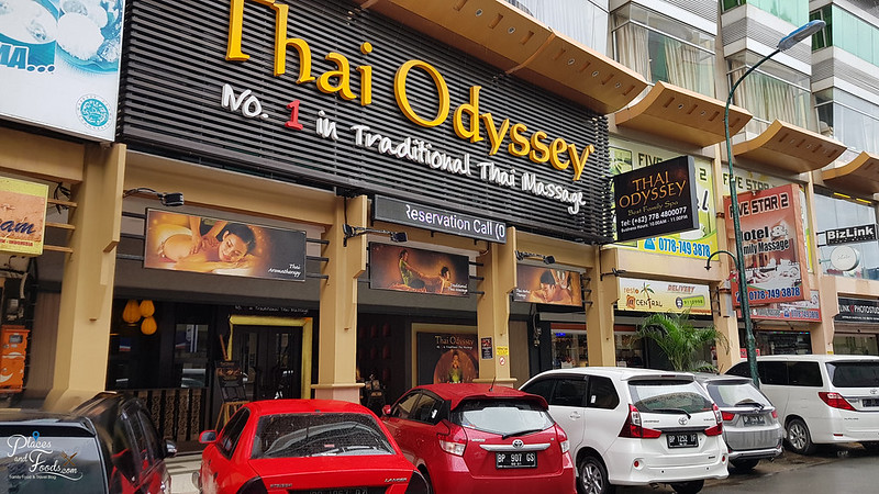 thai odyssey batam