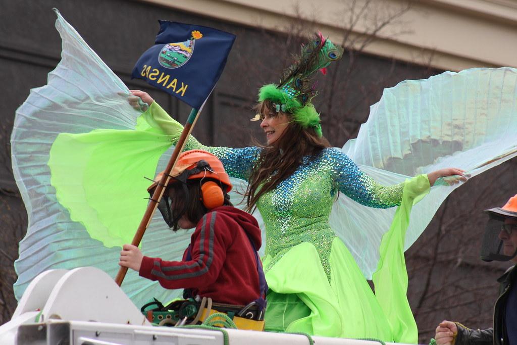 St. Patrick's Day Parade 08