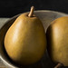 Raw Organic Brown Angelys Pears