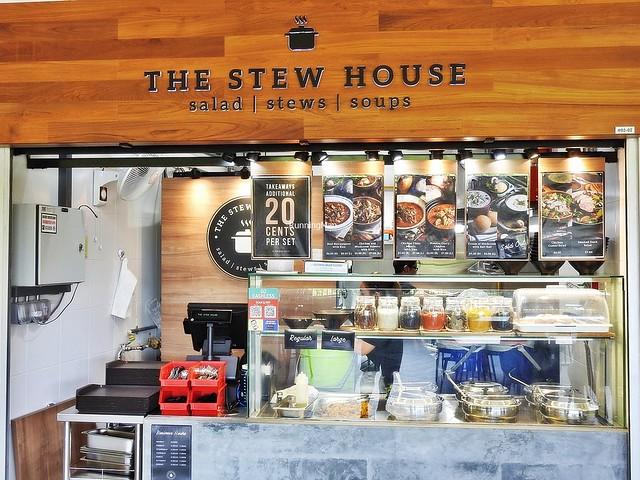 The Stew House Facade
