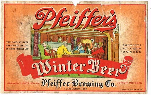 Pfeiffers-Winter-Beer-Labels-Pfeiffer-Brewing-Company