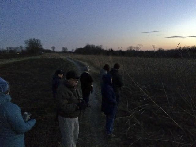 Burroughs Field Trip 2018-03-07
