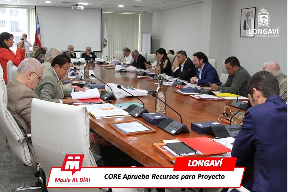 """LONGAVÍ CORE Aprobó Recursos para el Proyecto """"Vive el Teatro"""""""