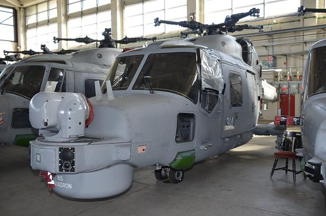 XZ689/314 Lynx HMA8SRU