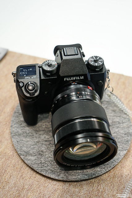 【CP+ 2018】Fujifilm X-H1 | 07