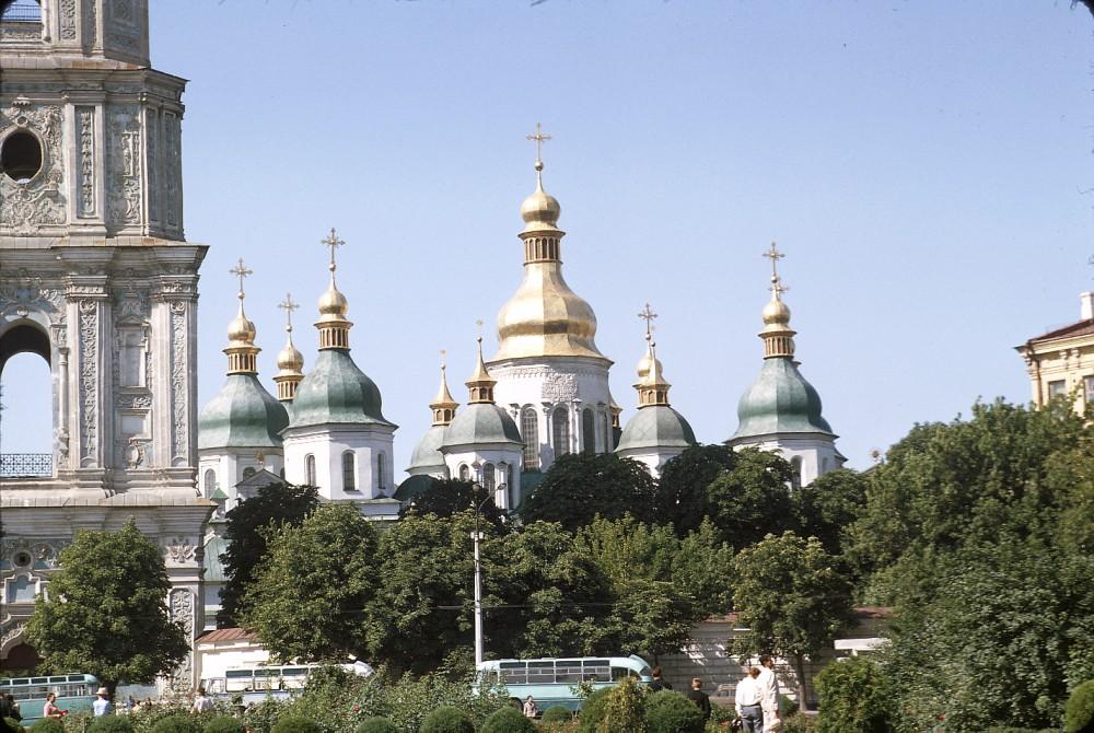 Древний Софиевский собор