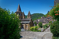 Aveyron - Conques