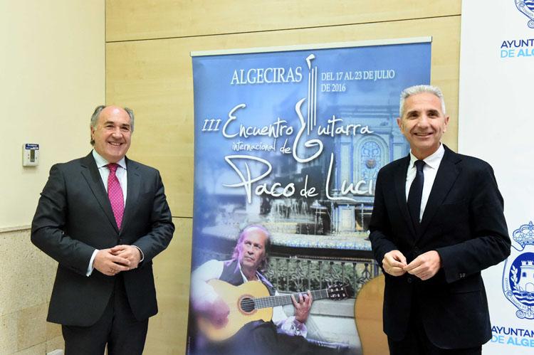 REUNIÓN CON EL CONSEJERO DE CULTURA DE LA JUNTA DE ANDALUCIA, MIGUEL ÁNGEL VÁZQUEZ BERMÚDEZ1