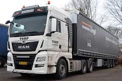 Torp Transport  Frederikshavn
