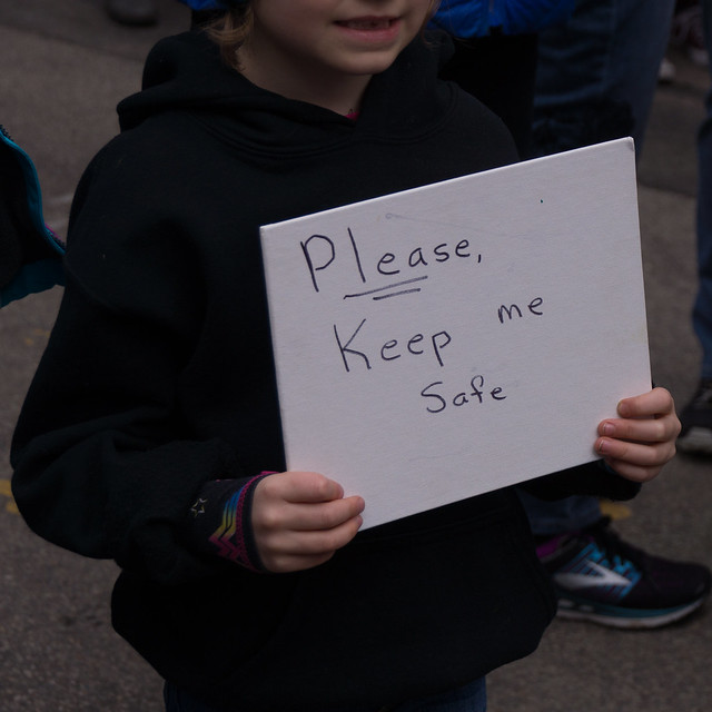 #MarchForOurLives Portsmouth, NH (20180324)