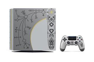 「利維坦之斧」霸氣上機!《戰神》同梱機「PlayStation 4 Pro God of War Limited Edition」04 月 20 日在台上市!