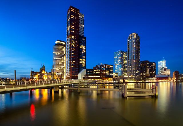 Rotterdam / Kop Van Zuid 2018