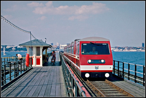 Southend Pier Railway