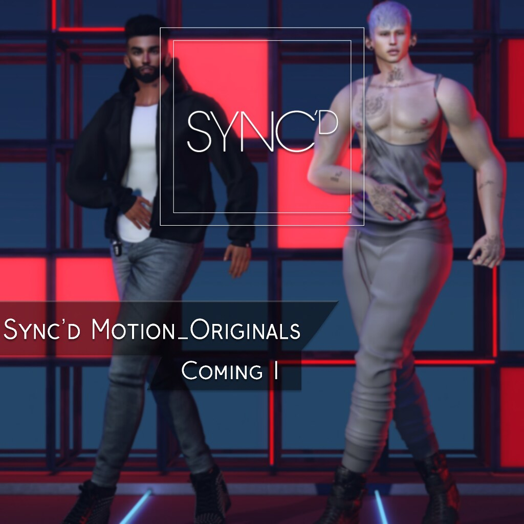 Sync'D Motion__Originals - Coming I