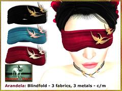 Bliensen - Arandela blindfold