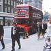1967 Double Decker Bus Hackney Wick London