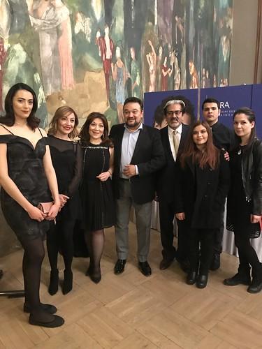 Ramón Vargas recibe ovación en el Teatro Erkel de Budapest