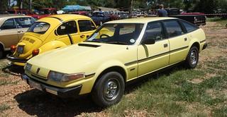 Rover 1976-86 2600 SD1