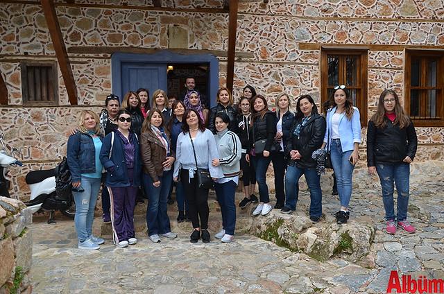 Antalya Basın Yayın Enformasyon İl Müdürlüğü 8 Mart Dünya Kadınlar Günü Alanya Gezisi -8